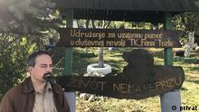 Bojan Sosic, Psychologe aus Bosnien und Herzegowina. Stichwort ist: Bojan Sosic