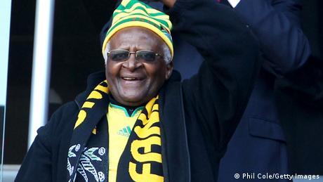 Picha ya Desmond Tutu