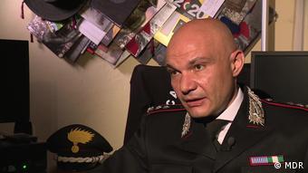 Stills Dokumentation Mafia - Kolonie Ostdeutschland