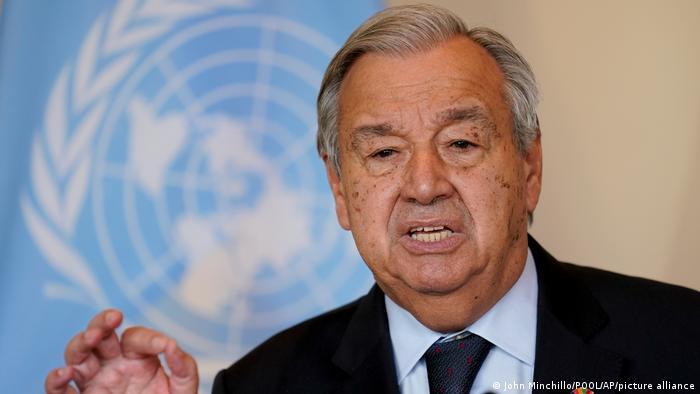 Antonio Guterres I UN
