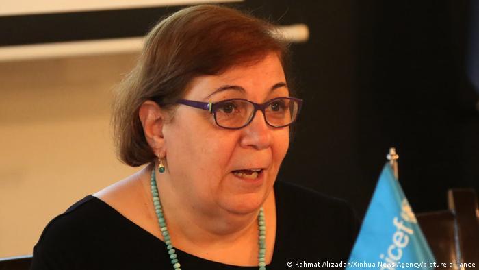 Adele Khodr I UNICEF