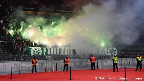 <div>Antisemitic incidents mar Union Berlin's win over Maccabi Haifa</div>