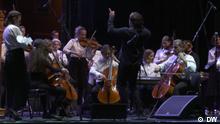 Baltic Sea Philharmonic Euromaxx-Sendung am 02.10.2021