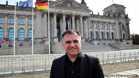 DW: Χρήστος Πανταζής – βουλευτής του SPD
