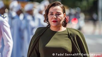 Prinzessin Lalla Hasna von Marokko   Porträt