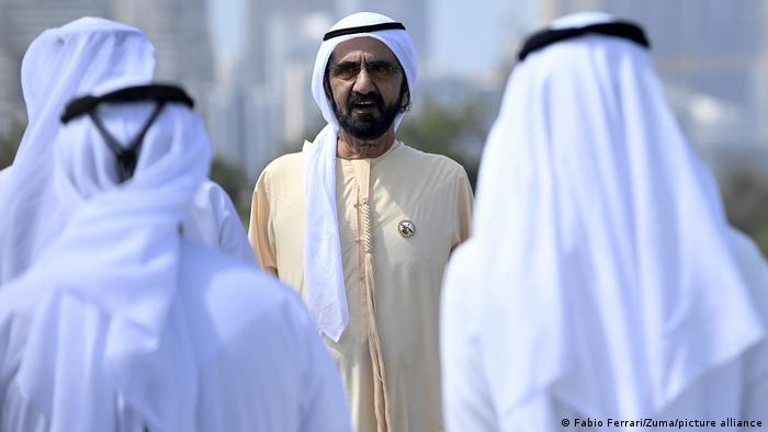 Muhammad bin Raschid Al Maktum, Herrscher Dubai | Porträt