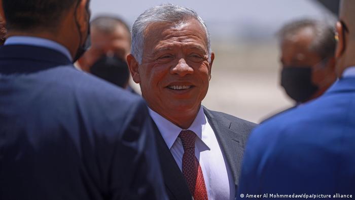 King Abdullah II of Jordan