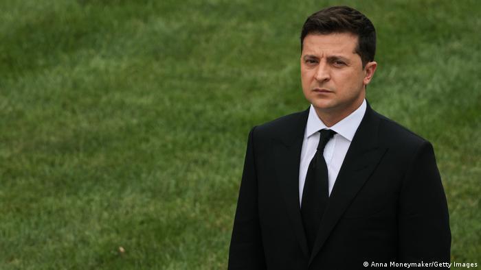 Volodimir Zelensky