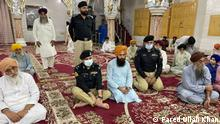Killing of Sikh Medical practitioner in Peshawar Inspector General of Khyber Pukhtoonkhwa Police condole the killing of Satianam Singh in Peshawar.