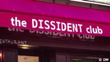 Still aus DW-Eigendreh, undatiert Frankreich, Paris, Flüchtlinge, Dissident Club © DW