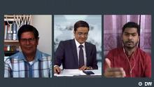This week's Khaled Muhiuddin Asks talkshow featured Abu Alam and Nurul Haq Nur