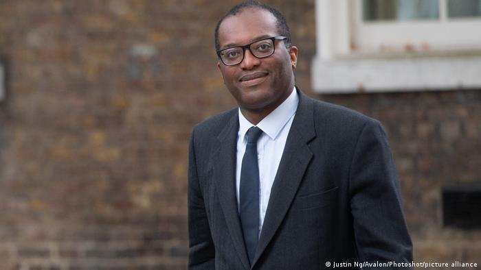 London | Kwasi Kwarteng Energieminister