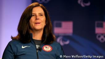 US | Chefin des US-Frauenfußballverbandes NWSL | Lisa Baird