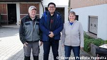 """""""Blog Praktikum in Mönsheim, 2019"""" Herr Yogiputra hat uns diese Bilder zur Verfügung gestellt zur Verwendung in ihrem Blog-Beitrag: Meine Praktikumszeit in der kleinen Stadt Mönsheim"""