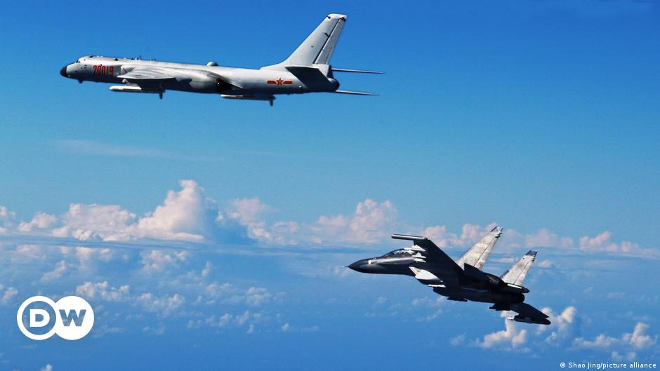 China sets new high for Taiwan air incursion