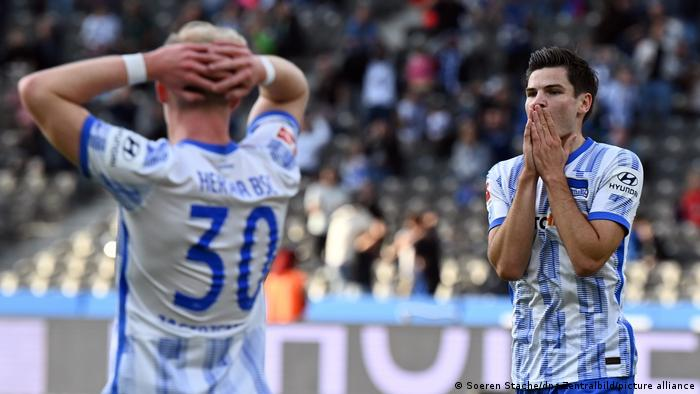 Fredi Bobic wants to see a winning mentality from his Hertha Berlin players