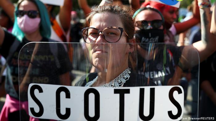 USA Protest gegen Herzschlag-Gesetz | Washington