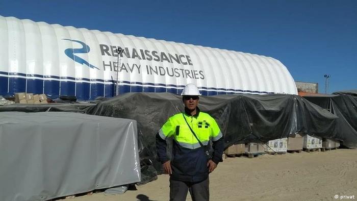 Ayhan Attar, Rusya'nın Çin sınırında bulunan Amur bölgesindeki Rönesans Holding şantiyesinde çalışıyordu.