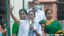 Kolkata by-election result. Mamata Banerjee has recorded a huge win in Bhawanipur by-election. Place/Date: 03.10.21, Kolkata.