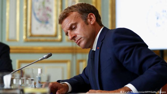 Frankreich | Präsident Emmanuel Macron