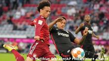 Fußball Bundesliga | FC Bayern München - Eintracht Frankfurt