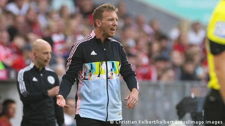Bayern Munich coach Julian Nagelsmann tests positive for COVID-19