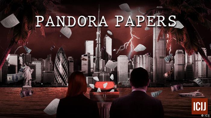 Symbolbild   Pandora Papers