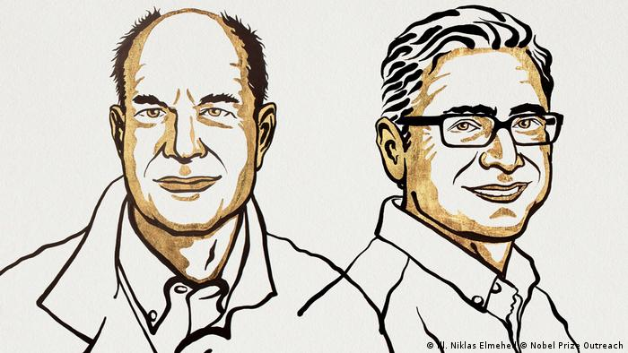 2021 Nobel Prize winners for Physiology or Medicine, David Julius and Ardem Patapoutian