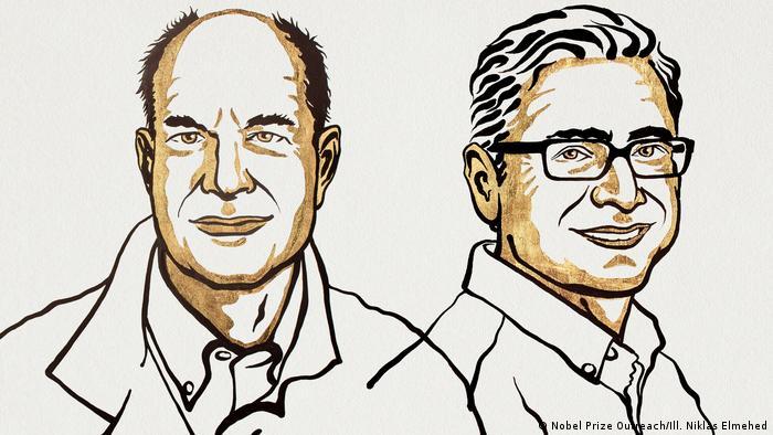 دیوید جولیوس و آردم پاتاپوتیان، برندگان نوبل پزشکی ۲۰۲۱