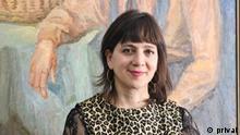 Mercedes D'Alessandro, argentinische Wirtschaftswissenschaftlerin, National Director of Economy and Gender in Argentinien © Mercedes D'Alessandro