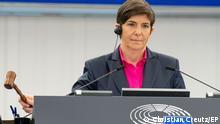 EP Plenary session - Oral question - Foreign Interference in democratic processes Klára Dobrev, Vizepräsidentin des Europäischen Parlaments