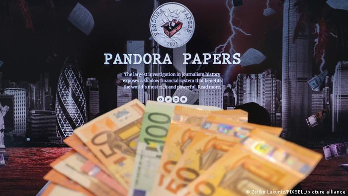 Расследование под названием Досье Пандоры