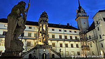 Deutschland Stadt Torgau Schloss Hartenfels
