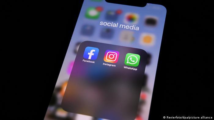 Störung | WhatsApp, Facebook und Instagram