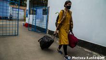 Bangladesh's Dhaka University has reopened its residential halls after an 18-month-long pandemic-induced closure on Tuesday. Keywords: Dhaka University, Bangladesh, hall, corona Copyright: Mortuza Rashed