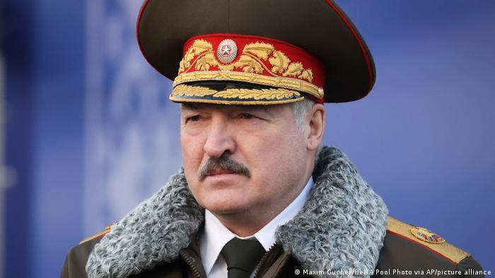 Belarussischer Präsident Alexander Lukaschenko