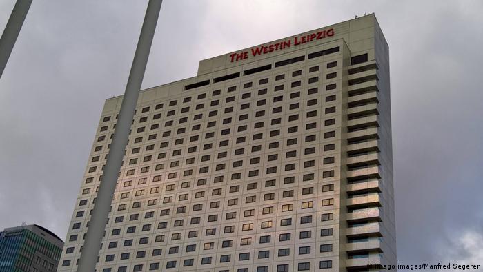 Deutschland Leipzig The Westin Hotel