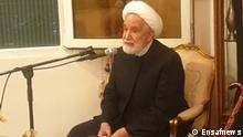Mehdi Karoobi ist der bekannte Oppositionelle im Iran. Quelle: Ensafnews Copyright: frei