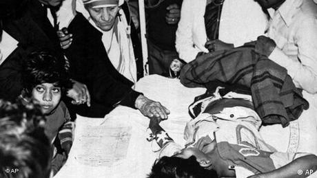 Flash-Galerie Mutter Teresa