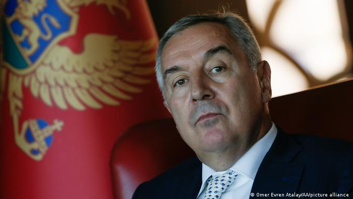 Montenegro Politik l Präsident Milo Djukanovic