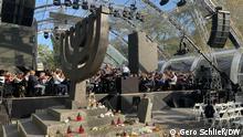 Kiew, 5.10.2021*** Ukraine Zweiter Weltkrieg l Gedenken an das Massaker von Babyn Jar