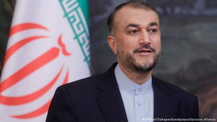 حسین امیرعبداللهیان، وزیر خارجه جمهوری اسلامی ایران