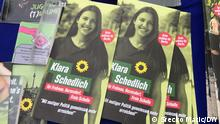 Klara Schedlich, Politikerin aus Berlin, Bündnis90/Die Grünen