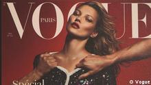 DW Sendung Euromaxx KW40 Vogue, Kate Moss, Paris, Mode, Anna Wintour