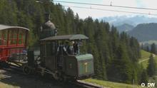 DW Sendung Euromaxx KW40 Bahn, Rigi, Dampflok, Schweiz, Eisenbahn, Axel Primavesi