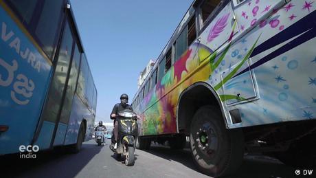 DW Eco India Sendung   Bengaluru EV