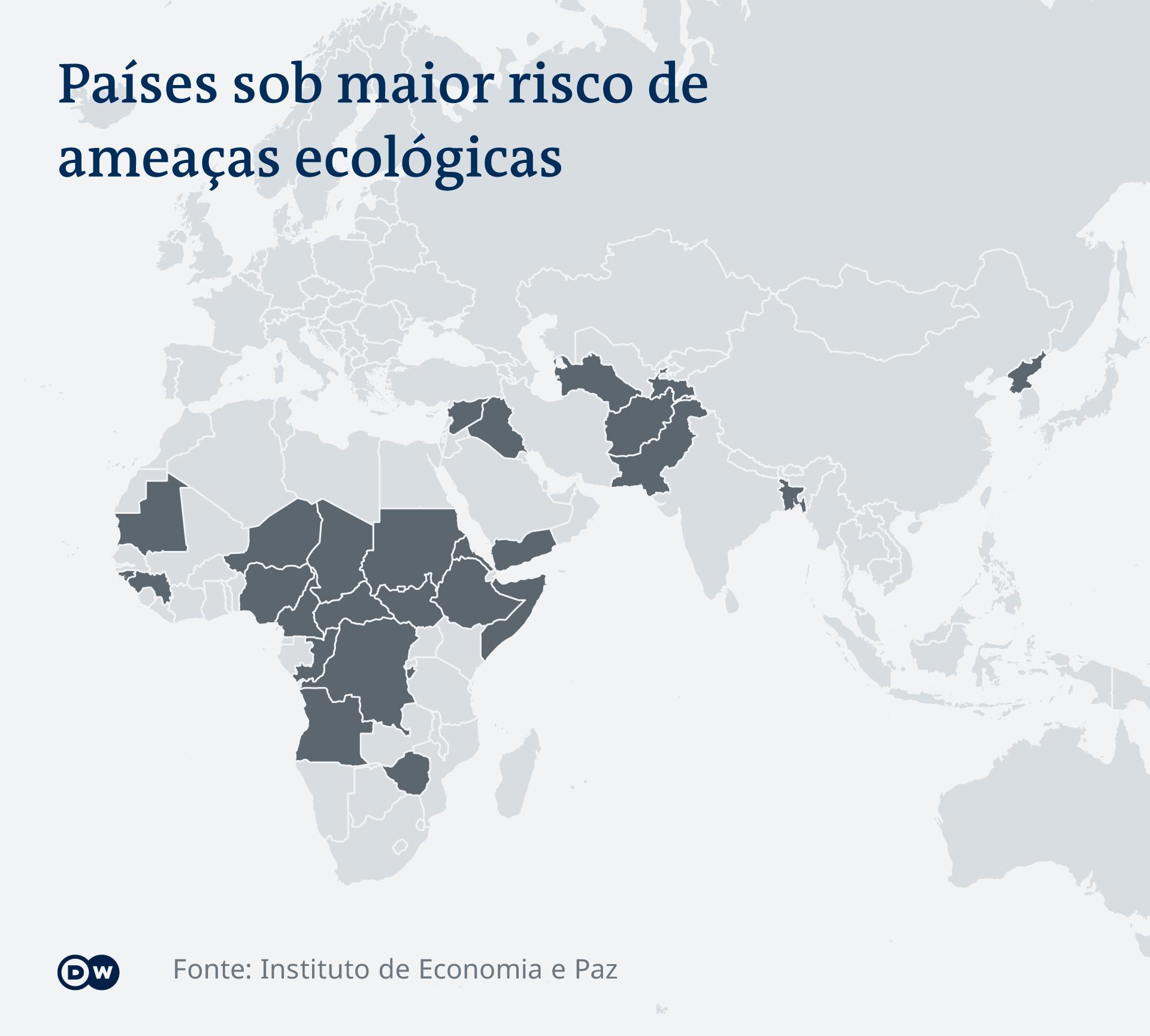 Infografik Map countries most at risk PT