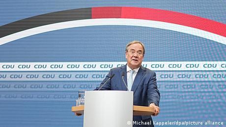"""Γερμανία: Το σήριαλ """"Άρμιν Λάσετ"""" συνεχίζεται στο CDU"""