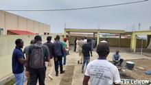 07.10.21 Cabinda/Angola, Ex-Guerillas der FLEC in Cabinda besetzen Zentrale des FDC.