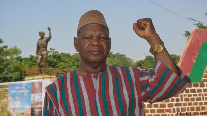 Burkina Faso: Justice for Thomas Sankara   DW   10.10.2021
